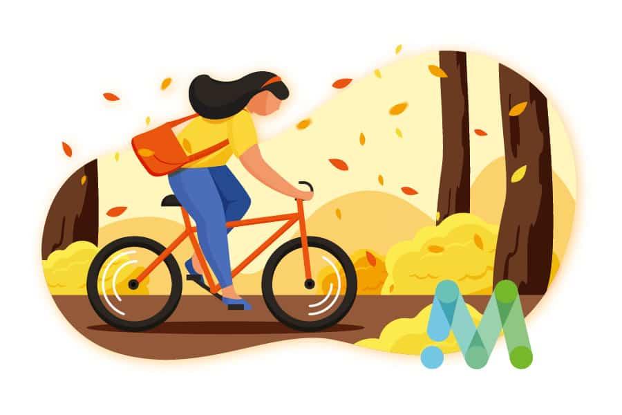 Duurzame fietsstimulering
