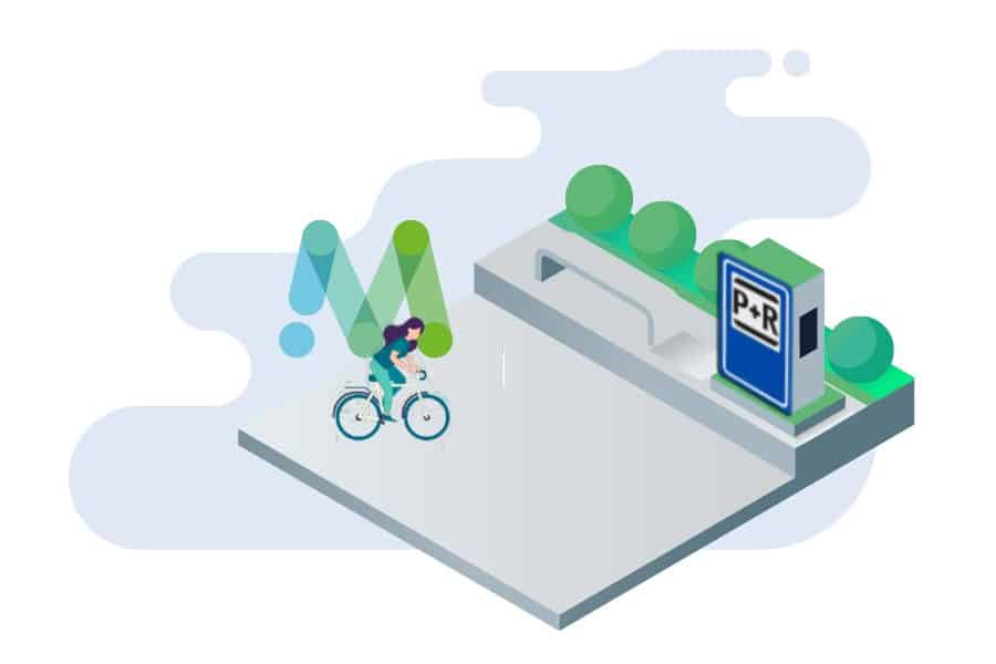 Ride & Bike in het woonwerkverkeer