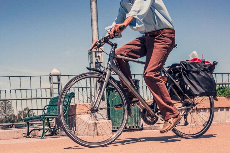 9 jaar jonger door te fietsen