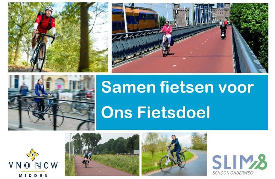 """Nijmeegse bedrijven fietsen voor """"Ons fietsdoel"""""""