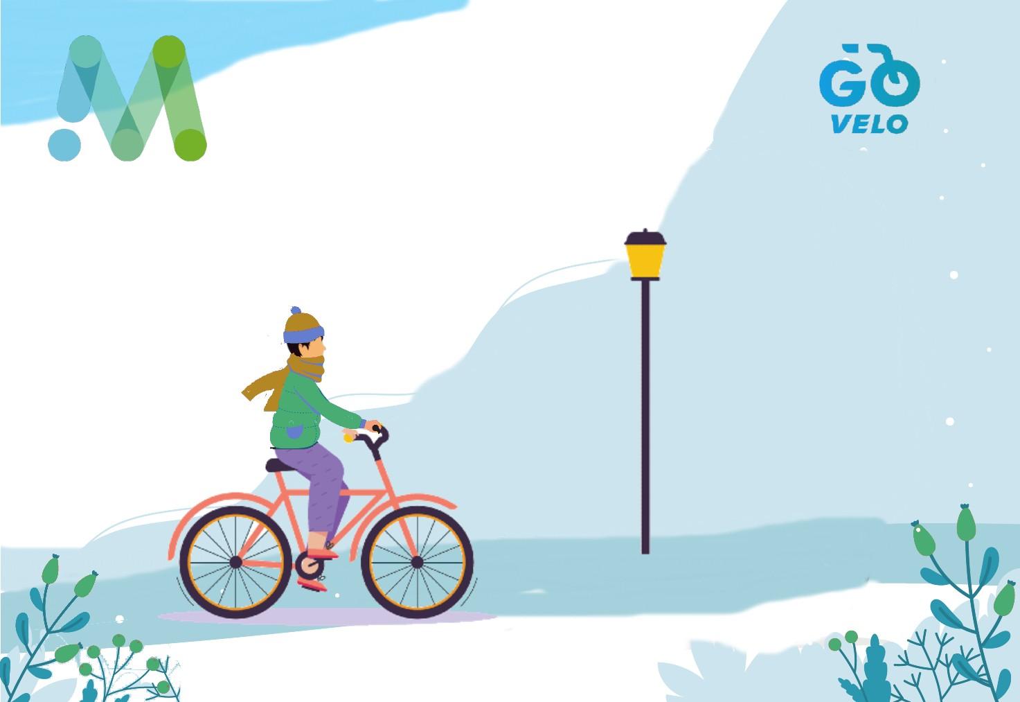 Onderhoud van je fiets in de winter