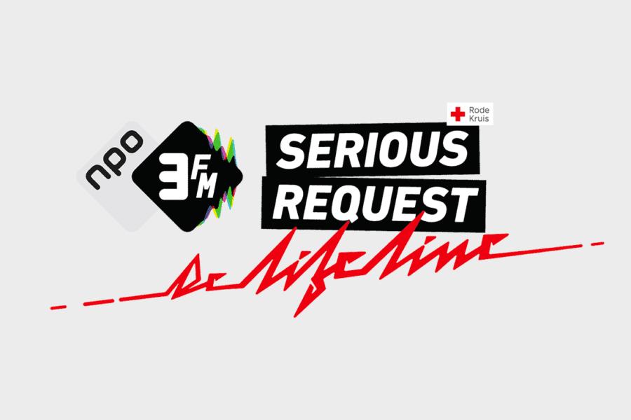 Fietsen en sparen voor Serious Request – The lifeline